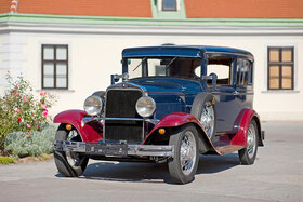 Plymouth Modell U, Baujahr