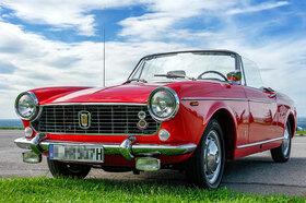 FIAT 1500 Spider, Cabriolet, Baujahr 1963 bis