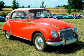 DKW AU 1000 1959, Zweitakter