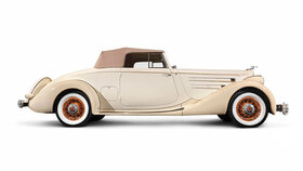 1935er Packard Twelve Coupe Roadster
