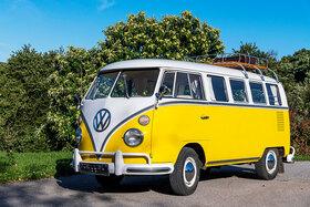 VW T1, Bulli, Baujahr