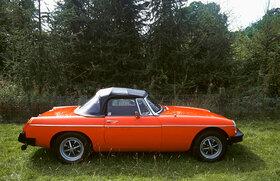 MG (Motor Garage) MGB Caprio