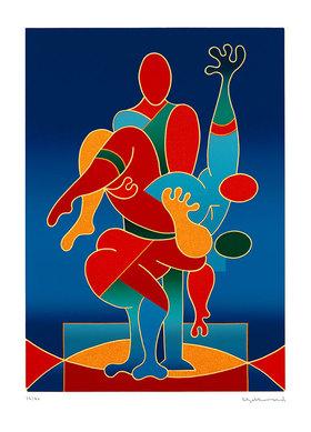 Ludwig Gebhard: Trio