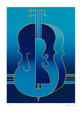 Ludwig Gebhard: Cello