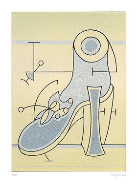 Ludwig Gebhard: Estragons Schuh