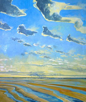 Lothar Simhart: Playa de Jandia