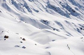 Michael Reusse: Italien, Seiseralm, Skitour