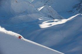 Michael Reusse: Österreich. Arlberg, Ski