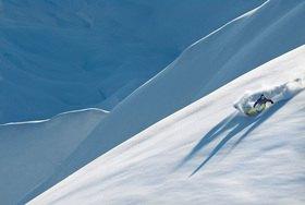 Michael Reusse: Österreich, Arlberg, Lech, Ski