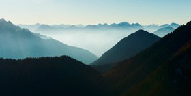 Michael Reusse: Estergebirge, Ammergauer Alpen, Ohlstätter Alm, Bayern