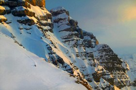 Michael Reusse: Alpen, Kleinwalsertal, Ski, Freeride