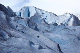 Michael Reusse: Norwegen, Gletscher, Nigardsbreen