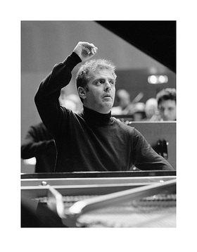 Werner Neumeister: Daniel Barenboim in München, in der Philharmonie