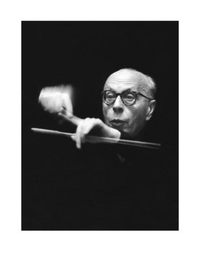 Werner Neumeister: George Szell 1963