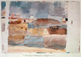 Paul Klee: Vor den Toren von Kairouan