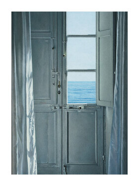Quint Buchholz: Zimmer am Meer III