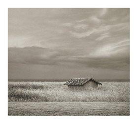Quint Buchholz: Hütte am See
