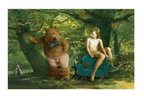 Rudi Hurzlmeier: Fozzibär und der junge Tarzan