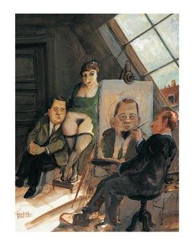 Rudi Hurzlmeier: Verlobungsbild
