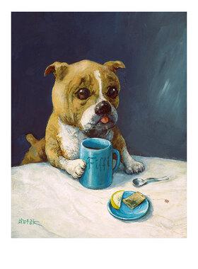 Rudi Hurzlmeier: Abwarten und Teetrinken