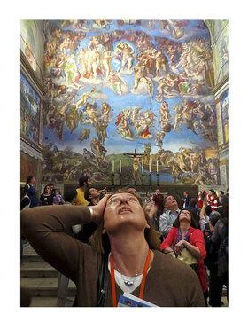 Rudi Hurzlmeier: Vatican