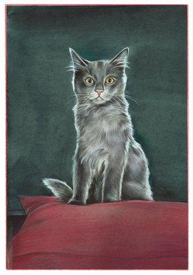 Reinhard Michl: Katze