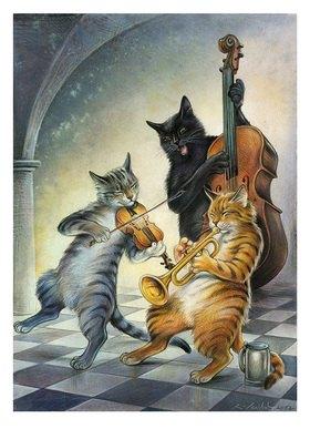 Reinhard Michl: Katzenmusik