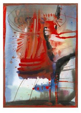 Reinhard Michl: Rote Vögel