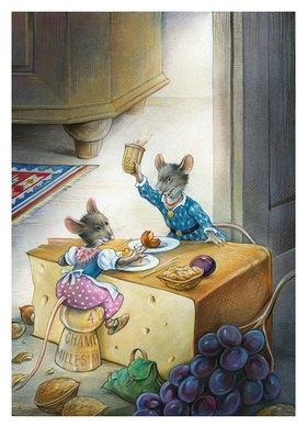 Reinhard Michl: Die Mäuse