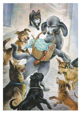 Reinhard Michl: Die Hunde