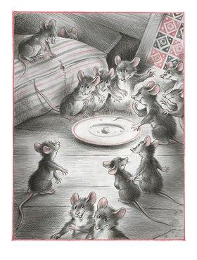 Reinhard Michl: Das Mäusetreffen