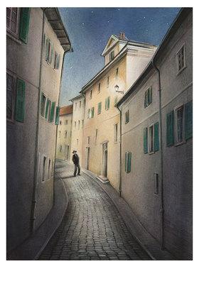 Reinhard Michl: Stille Straße