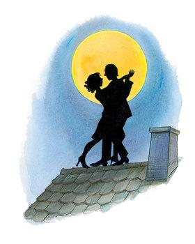 Reinhard Michl: Mondschein-Tango