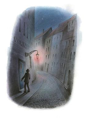 Reinhard Michl: Laternentraum