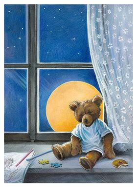 Reinhard Michl: Wiegenlied bei Mondschein