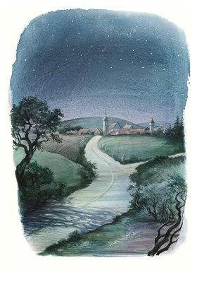 Reinhard Michl: Die Sterne scheinen