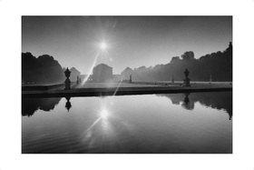 """Sigrid Neubert: Aus dem Buch """"Ein Garten der Natur"""", eine Hommage an den Gartenarchitekten Friedrich von Sckell. Fotografiert im Nymphenburger Schlosspark in München"""