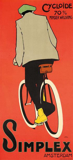 Daniel Hoeksema: Simplex Amsterdam. 1907