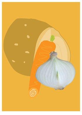 Ursula Lanzinger: KartoffelSuppe