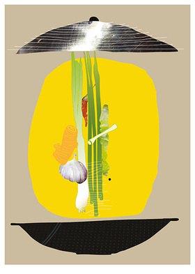 Ursula Lanzinger: WokGemüse