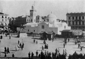 Gebrüder Haeckel: Afrika, Algerien: Gouvernements-Platz in Algier
