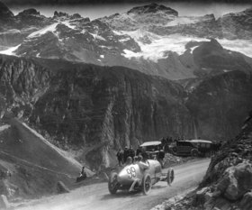 Schweiz - Klausen-Auto-Rennen