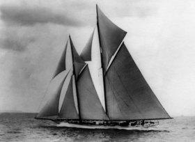 Segelboot, Kieler Woche