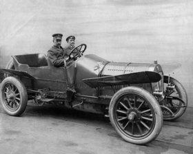 Erle, Fritz - Autokonstrukteur, Rennfahrer, D