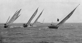 Sailing: Shepherd's Cross in Heavy Rain