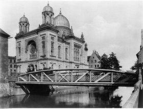 Nürnberg, Synagoge