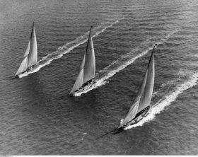Regatta von Cowes, Yacht Britanni