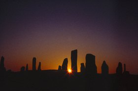 Uwe Suthmann: Standing Stones of Callanish