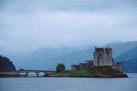 Uwe Suthmann: Eilean Donan Castle am Loch Duich