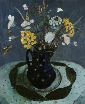 Paula Modersohn-Becker: Bouquet of Wildflowers